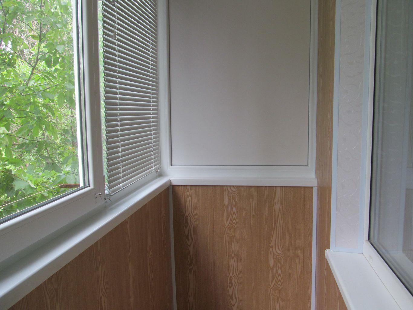 Металлопластиковые балконы кривой рог - окна металлопластико.