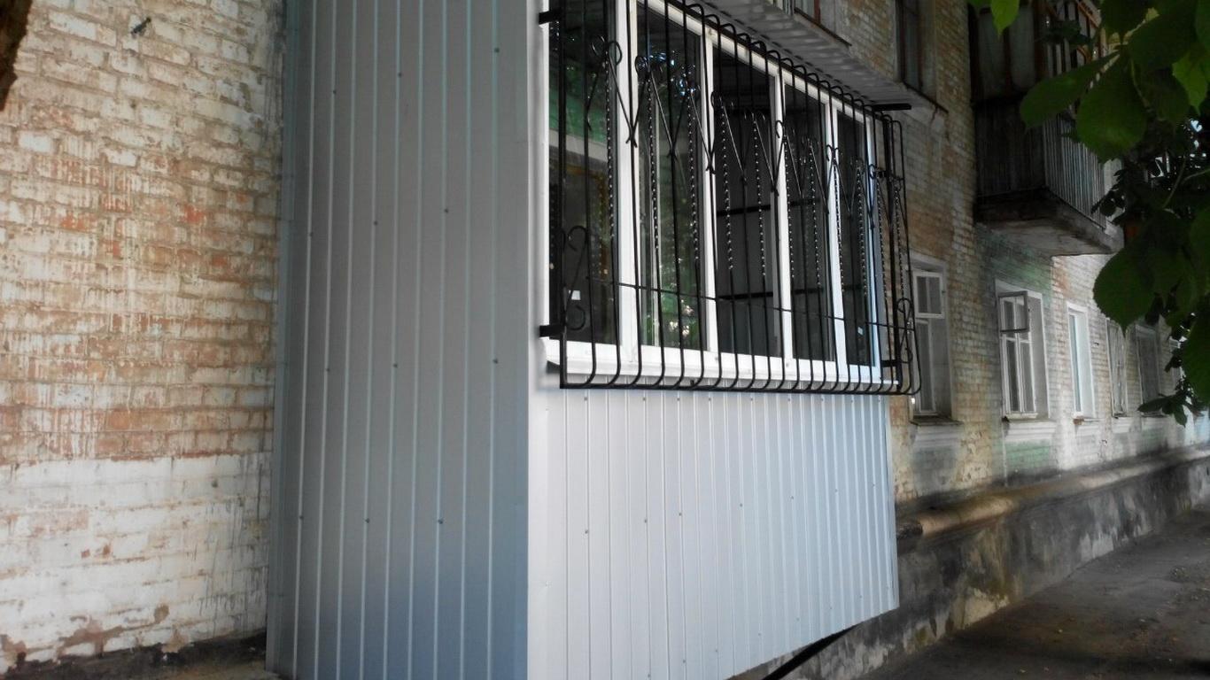 Балконы лоджии под ключ Кривой Рог