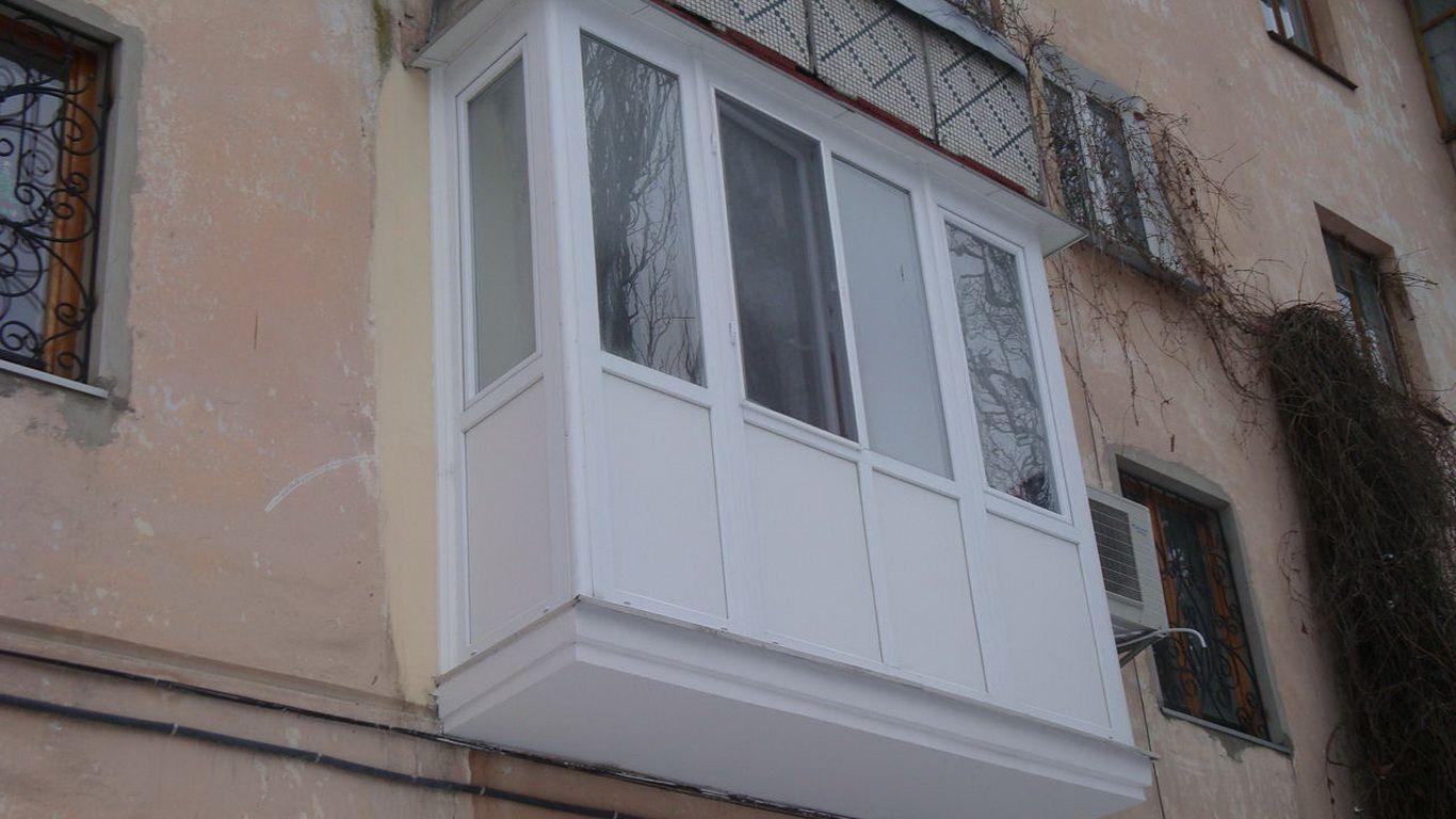 Osteklenie_okna (6) - окна металлопластиковые кривой рог.