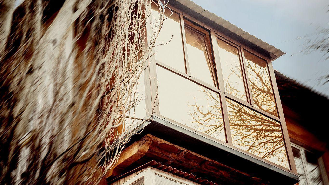 Остекление балконов в Кривом Роге